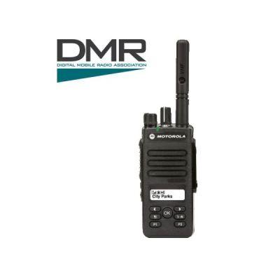 radiostanice přenosná digitální MOTOROLA DP2600E VHF obr.1