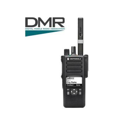 radiostanice přenosná digitální MOTOROLA DP4600 VHF obr.1