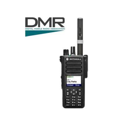 radiostanice přenosná digitální MOTOROLA DP4800E VHF obr.1