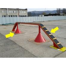 Rozšíření kladiny z osmimetrové na dvě čtyřmetrové