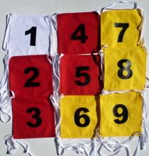 Startovací čísla dětská - CTIF