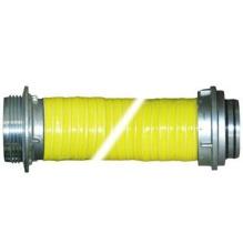 Savice 110 žlutá 2,5m Profi-Extra s naklapávací košovkou