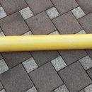 Savicový materiál 1,5m pr. 105mm, žlutý