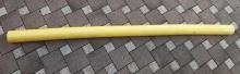 Savicový materiál 2,4m pr. 105mm, žlutý