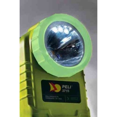 Svítilna pro hasiče Peli 3715 Z0 s Atexem obr.1
