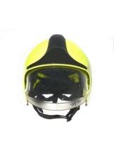 Zásahová přilba DRAEGER HPS 7000 signální žlutá - čirý štít