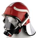 Zásahová přilba PAB Fire 04 HT s maskou