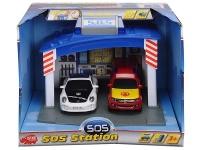 Hasičské hračky, záchranná stanice